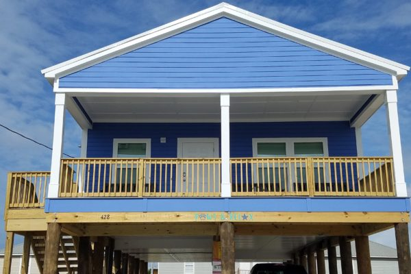 affinity custom modular home exterior