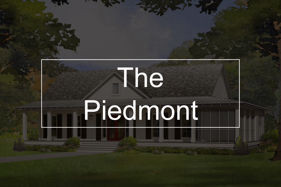 piedmont modular home button