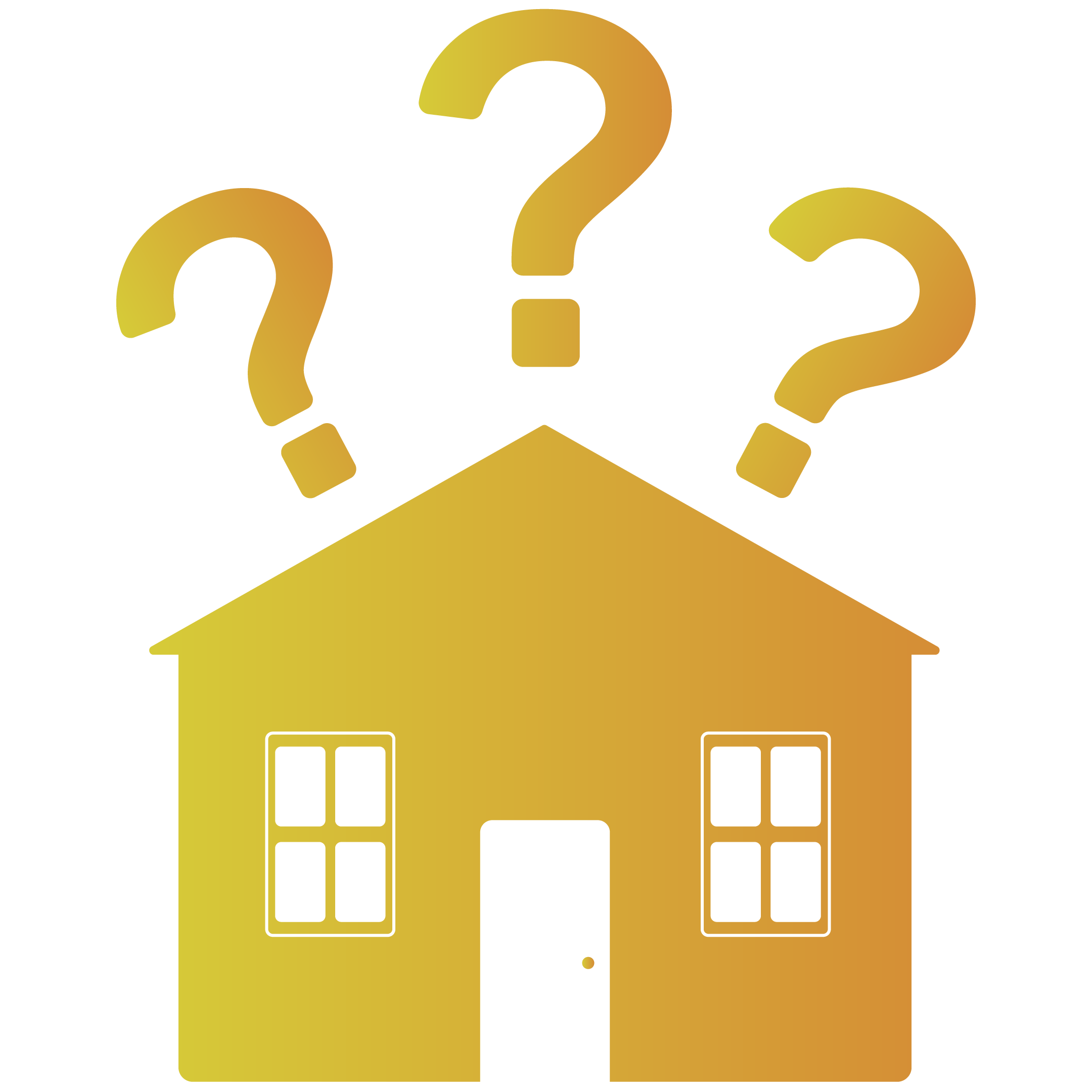 home questions graphic
