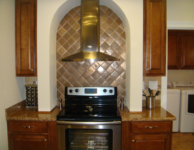 custom modular home interior kitchen