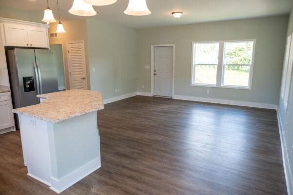 Kitchen-Living area - 1