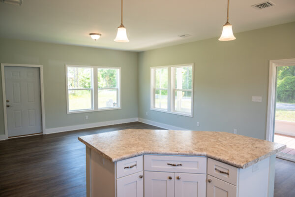 Kitchen-Living area - 2