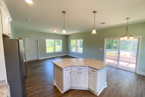 Kitchen-Living area - 6
