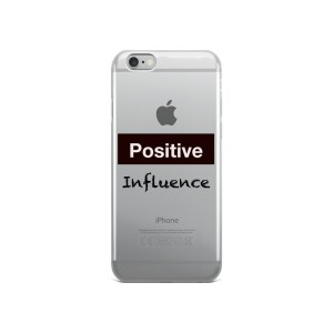 Positive Influence iPhone Case