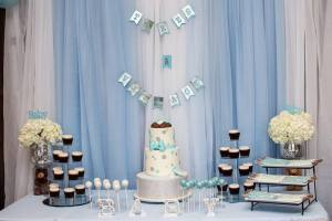 Baby Shower Specialty table