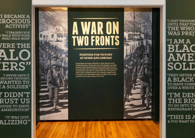A War on Two Fronts
