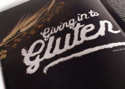 Giving in to Gluten