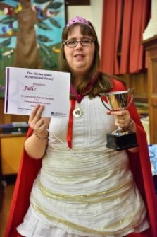 Score Shirley blake award julie