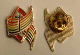 Affirm United/S'affirmer Ensemble Pin
