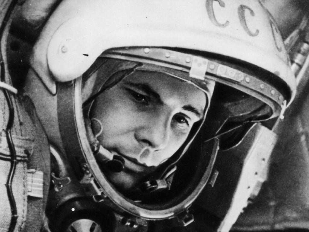 Juri Gagarin - njeriu i parë në hapsirë