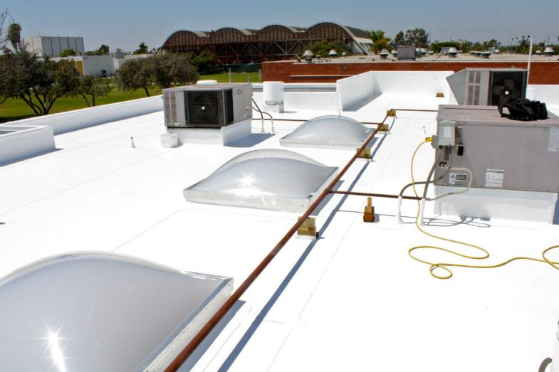 PVC Roofing 1