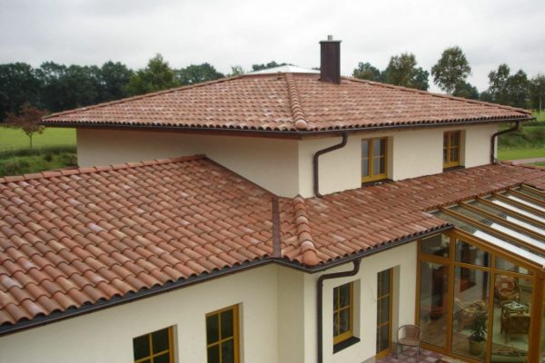 Roof Maintenance for Clay Tile Roof - Annual Payment 1