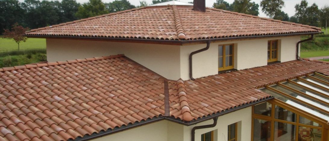 Clay Tile Roofing 1