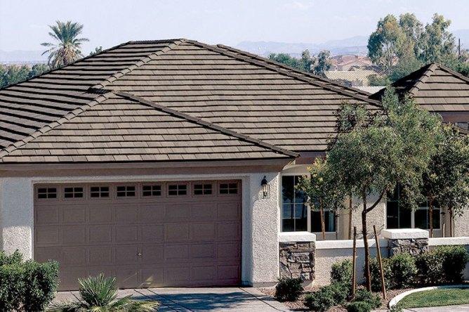 Classic Concrete Tile Roofs In Austin Affluent Exteriors