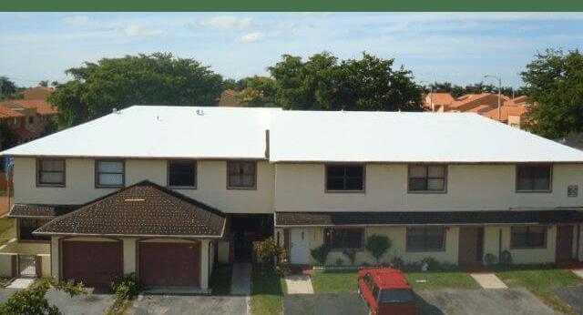 Roof Shrink Wrap 1