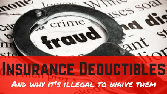 Texas House Bill 2102 Deductible Law 1