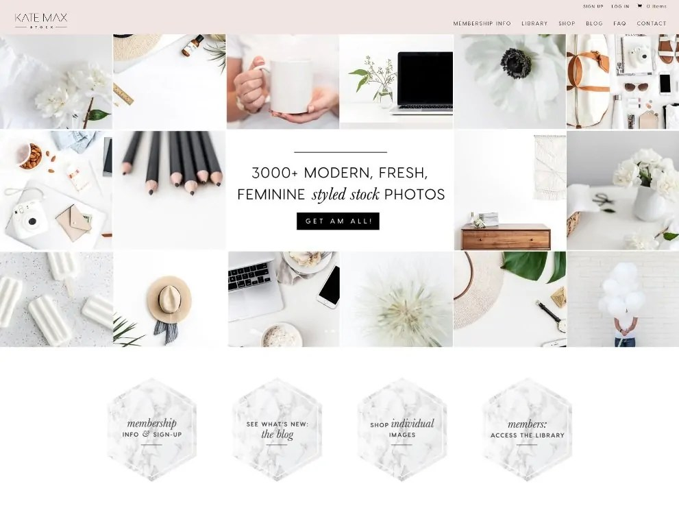 7 Website Tempat Beli Foto Styled Stock Premium yang Super Keren untuk Blog
