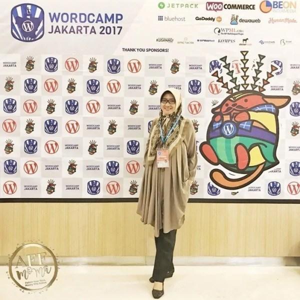Wordcamp Jakarta 2017, Acaranya Pecinta WordPress