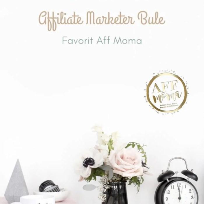 27+ Blog Affiliate Marketer Bule Favorit Aff Moma