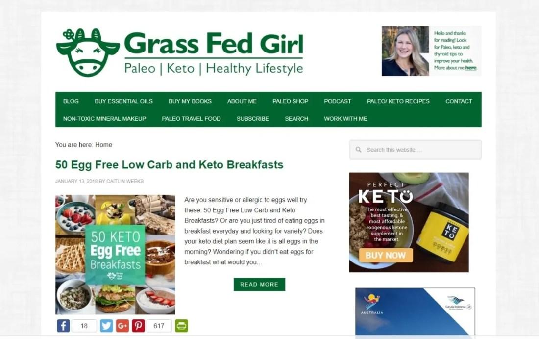 Blog Ibu Rumah Tangga Sukses Grass Fed Girl