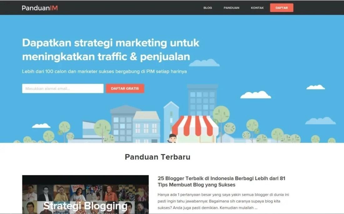 Blog Panduan IM