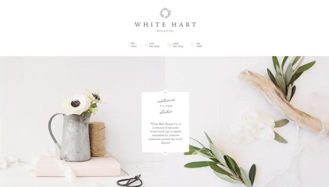 Tempat Beli Foto Keren Untuk Blog White Hart Design Studio