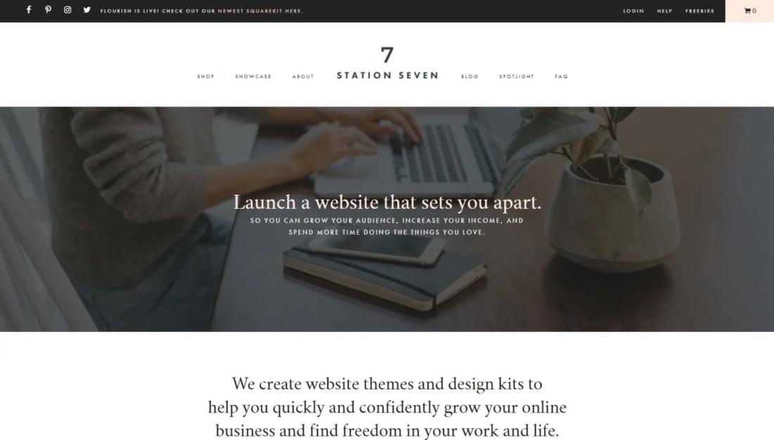 Tempat Beli Themes WordPress Premium Stnsvn