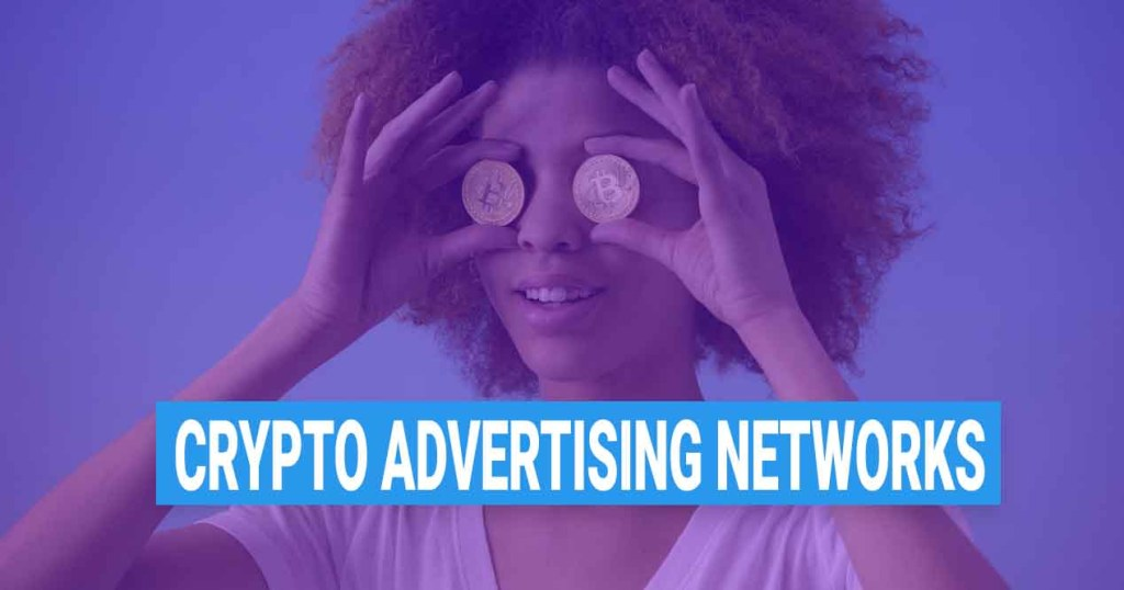 crypto advertising networks
