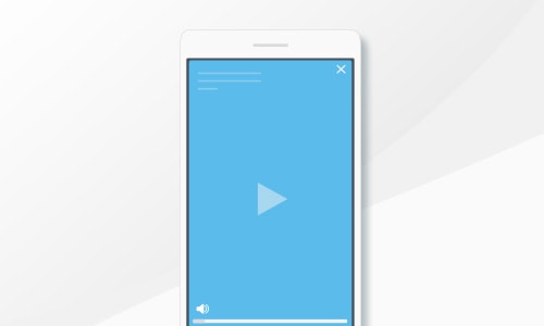 interstitial video by smaato