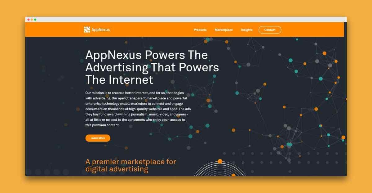 Appnexus top 10 Mobile RTB platforms