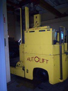 Auto Lift Die Truck 7