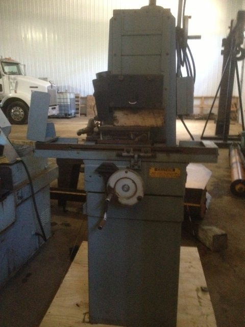 Brown Sharpe Surface Grinder 2?ssl=1 affordable machinery grinders page 3 of 3 Kent Surface Grinder at readyjetset.co