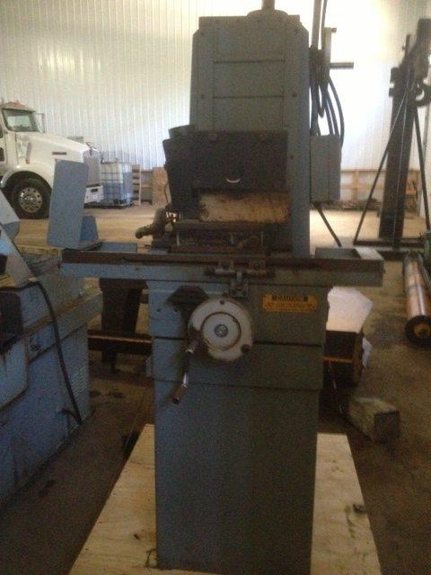 Brown Sharpe Surface Grinder 2?ssl=1 affordable machinery grinders page 3 of 3 Kent Surface Grinder at bayanpartner.co