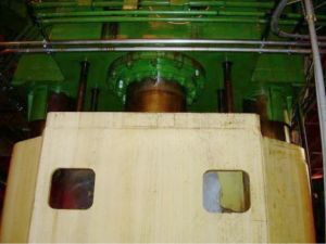 5000 Ton Bliss Hydrualic Press 11