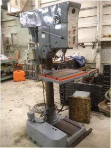 Almetal Drill Press 1