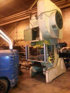 110 Ton Brown and Boggs OBI Press 3