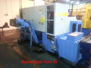 Mazak Dual Turn 20 pic 07