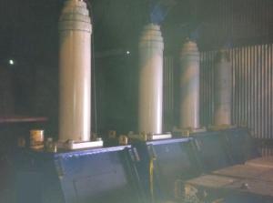 lift systems 400 ton gantry