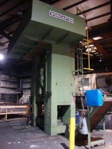 Weingarten 800 Metric Ton Press (9)