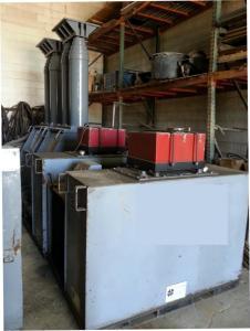 800 Ton Lift Systems 48A Hydraulic Gantry Crane 1