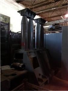 800 Ton Lift Systems 48A Hydraulic Gantry Crane 6