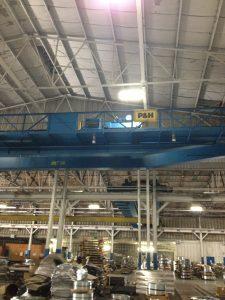20 Ton P & H Crane (1)