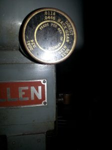 Allen Drill Press (3)