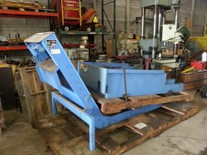 Mayfran Magnetic Roller Conveyor  (4)