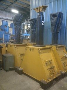 used hydraulic gantry for sale