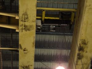 10 Ton P&H Overhead Bridge Cranes For Sale 2
