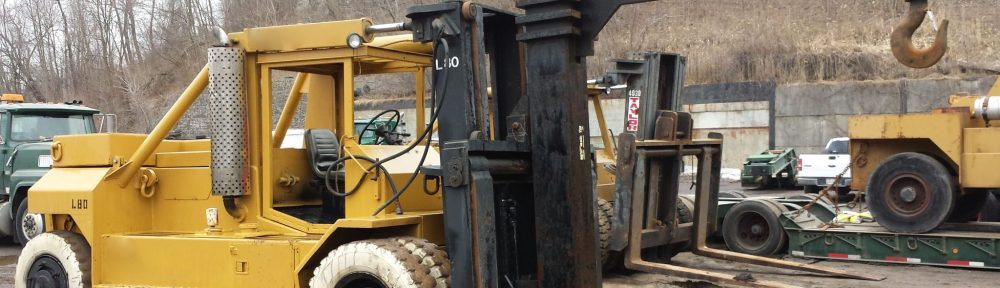 Used Bristol Riggers Forklift For Sale