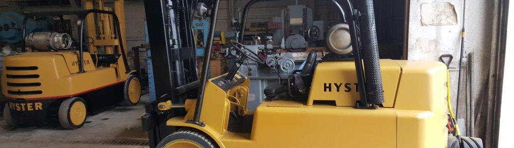 Hyster S150 Forklift For Sale