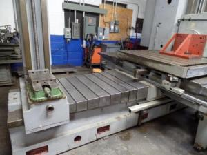 Summit Horizontal Boring Mill For Sale