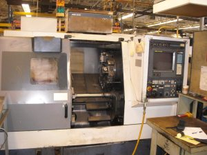 Mori Seiki  CNC Lathe For Sale